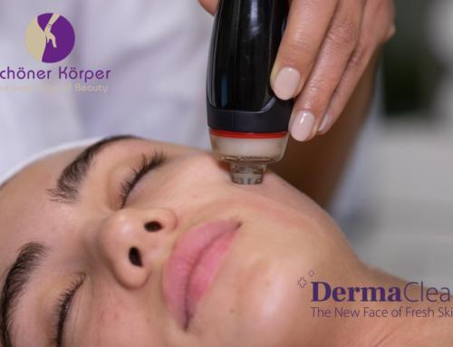 Hydradermabrasion – porentiefe Reinigung und Hydratisierung der Haut
