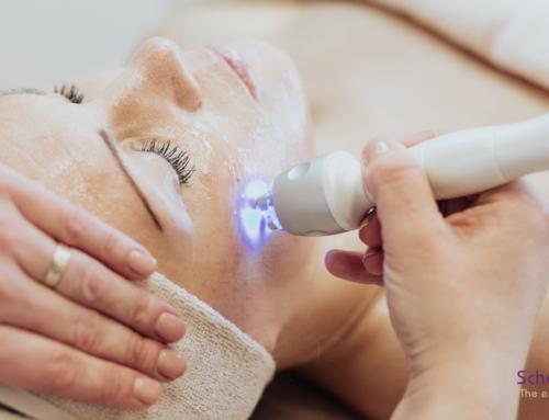 Verbesserung des Hautbildes und Verkleinerung der Poren
